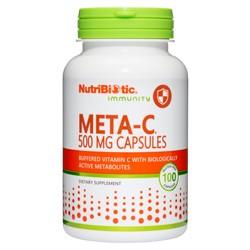 Meta-C 500 mg, 100 caps.