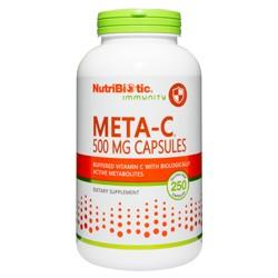 Meta-C 500 mg, 250 caps.