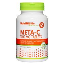 Meta-C 1000 mg, 100 tabs.