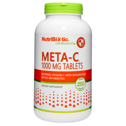 Meta-C 1000 mg, 250 tabs.