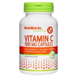 Vitamin C 1000 mg Capsules, 100 caps.