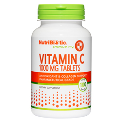 Vitamin C 1000 mg Tablets, 100 tabs.