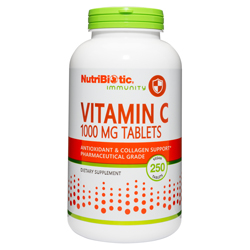 Vitamin C 1000 mg Tablets, 250 tabs.
