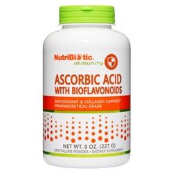 Ascorbic Acid with Bioflavonoids 8 oz.