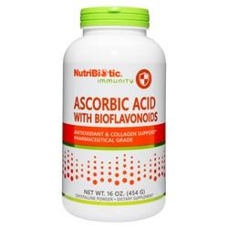 Ascorbic Acid with Bioflavonoids 16 oz.