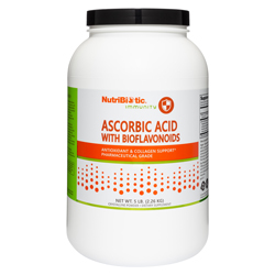 Ascorbic Acid with Bioflavonoids 5 lb.