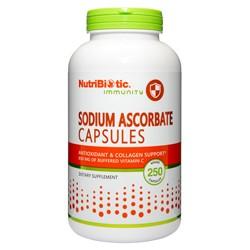 Sodium Ascorbate 850 mg Capsules, 250 caps.
