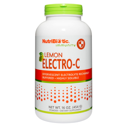 Electro-C, Lemon 16 oz.