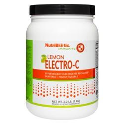Electro-C, Lemon 2.2 lb.