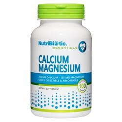 Calcium Magnesium 100 caps.