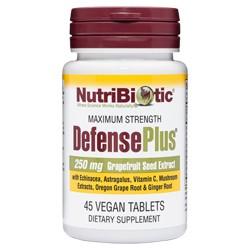 DefensePlus 250 mg GSE, 45 Tabs.