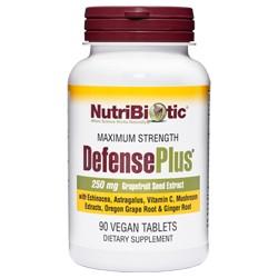 DefensePlus 250 mg GSE, 90 Tabs.