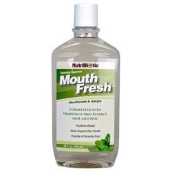 MouthFresh, Refreshing Peppermint 16 oz.