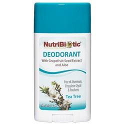 Deodorant, Tea Tree 2.6 oz.