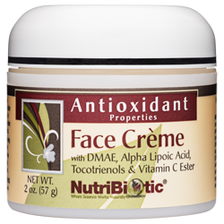 Antioxidant Properties Face Creme 2 oz.