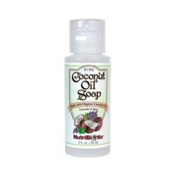 Pure Coconut Oil Soap, Lavender & Mint 2 oz.