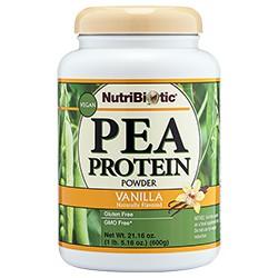 Pea Protein, Vanilla 21 oz.