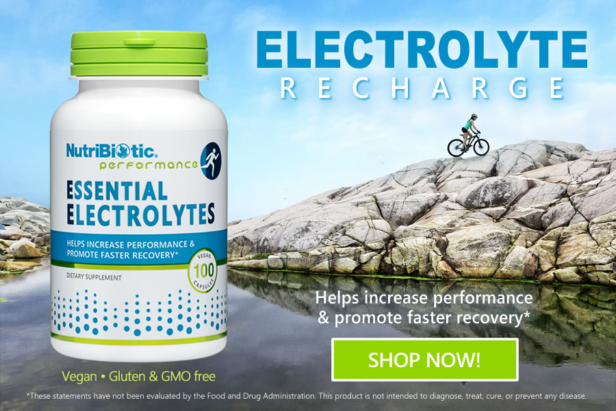 Essential Electrolytes!