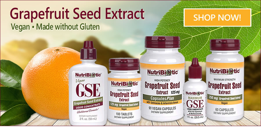 Grapefruit Seed Extracts Products!