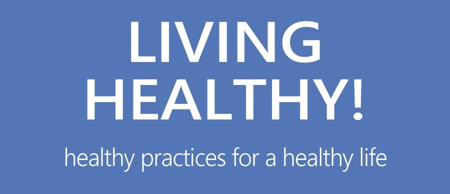Living Healthy!