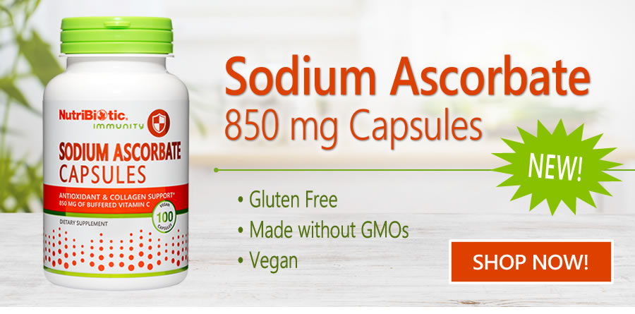 Sodium Ascorbate Capsules!